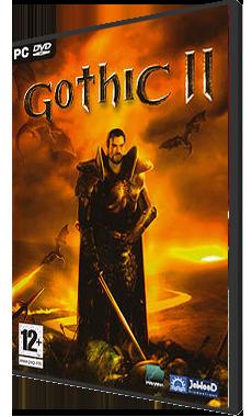Скачать NoCD/NoDVD для игры Gothic 2 (Готика 2) v1.31 бесплатно.