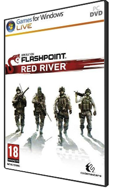 Скачать Operation Flashpoint Red River 2011, NoDVD(RELOADED