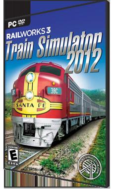 NoCD/NoDVD(Crack) для игры Railworks 3: Train Simulator 2012 Deluxe v1.0 EN